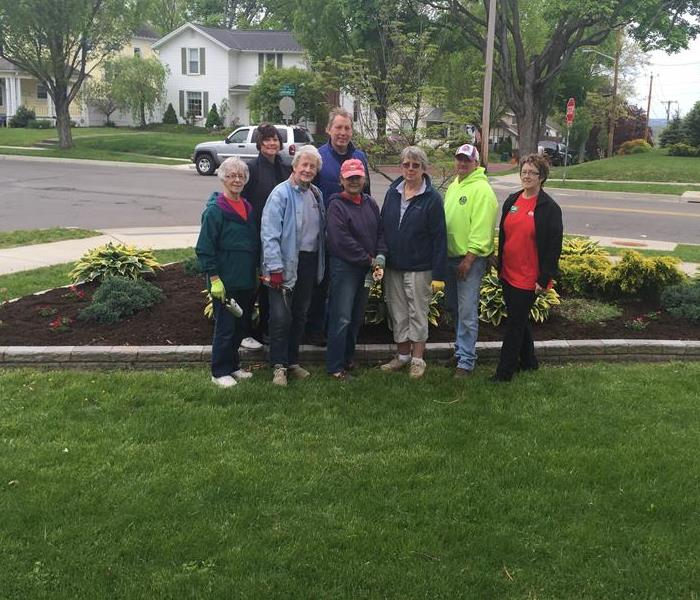 A Day of Community Beautification with Local Master Gardeners