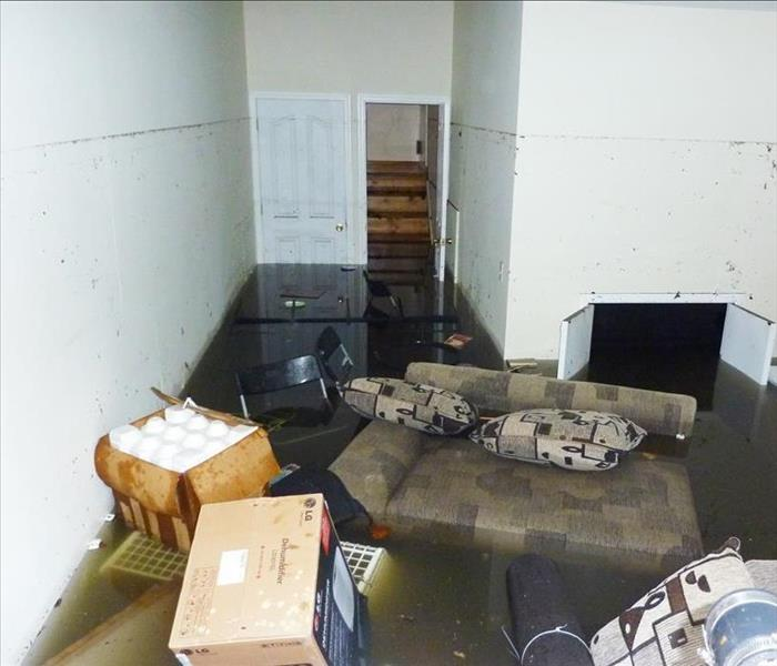Water Damage How To Fix a Flooded Basement