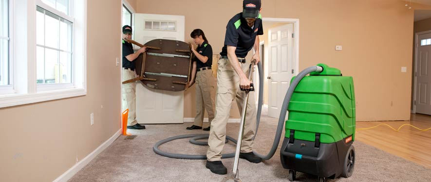 Jamestown, NY residential restoration cleaning